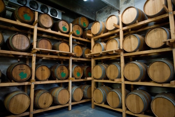 Colorado Cellars Wine Barrels